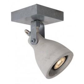 Спот CONCRI-LED 05910/05/36 Lucide серый