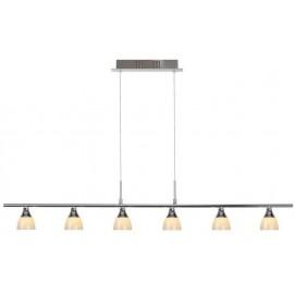 Лампа на подвесе LEDECO 12450/26/11 Lucide хром
