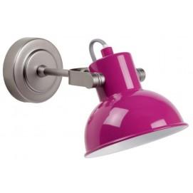 Светильник настенный  WIMPY 31279/01/39 Lucide фиолетовый