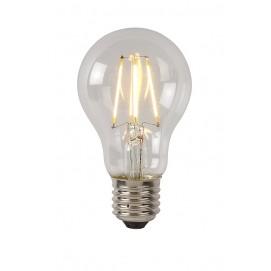 LED лампочка Эдисона A60 5W 500LM 2700K Clean прозрачное стекло