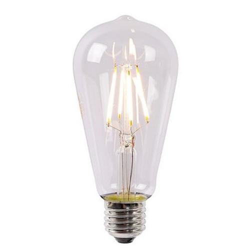 LED лампочка Эдисона 4W 2700K  460LM 2700K Clean прозрачное стекло