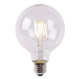 LED лампочка Эдисона 4W 460LM 2700K Clean прозрачное стекло