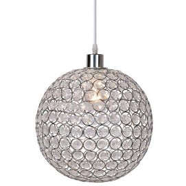 Лампа подвесная AYLA 71432/01/60 Lucide прозрачная