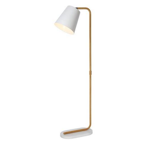 Лампа напольная Lucide Cona 71745/01/31 белая