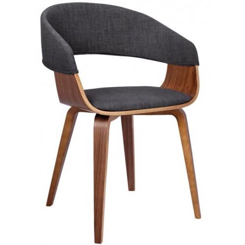 Кресло Monterey wood серое Primel