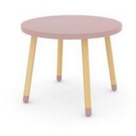 Стол игровой DIP розовый