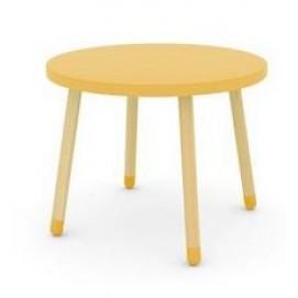 Стол игровой DIP желтый