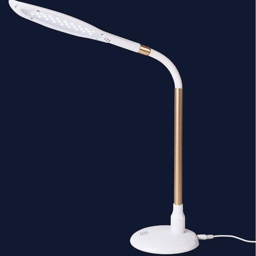 Лампа настольная 729K2 GD LED золотая Levada