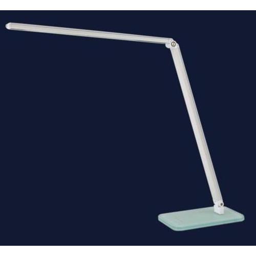 Лампа настольная 729S2G3 LED 4W WHITE белая Levada