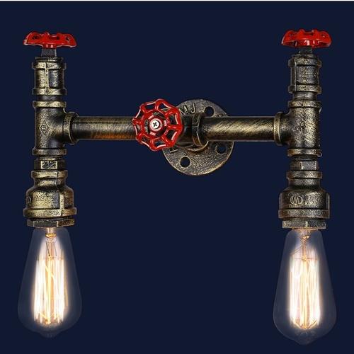 Светильник настенный 758B2029-2 черный Thexata