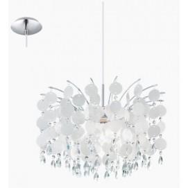 Лампа подвесная Eglo 92991 Fedra перламутр