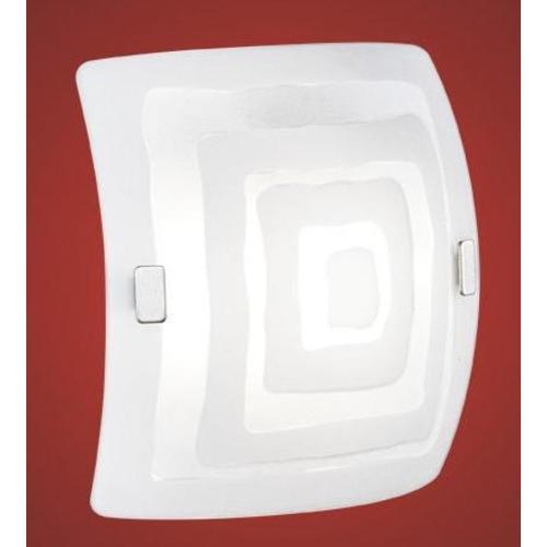 Настенно-потолочный Eglo 86851 Borgo 1 белый