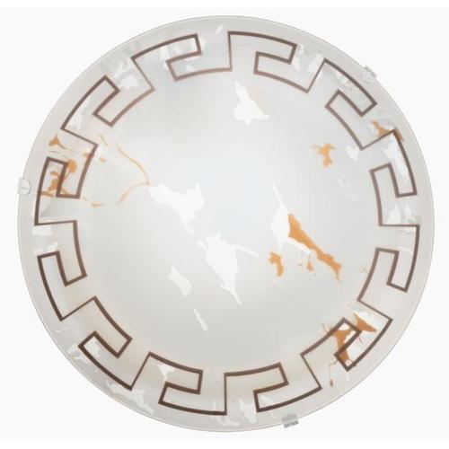 Настенно-потолочный светильник Eglo 82891 Twister белый