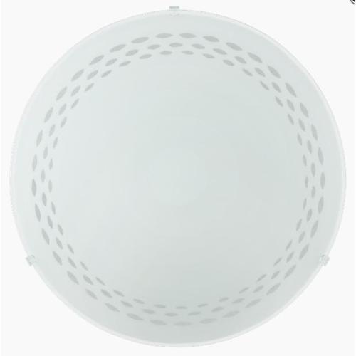 Настенно-потолочный светильник Eglo 82893 Twister белый