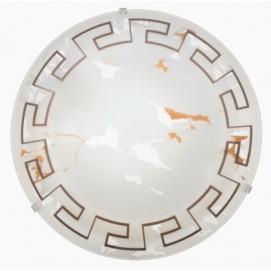 Настенно-потолочный светильник Eglo 82877 Twister белый
