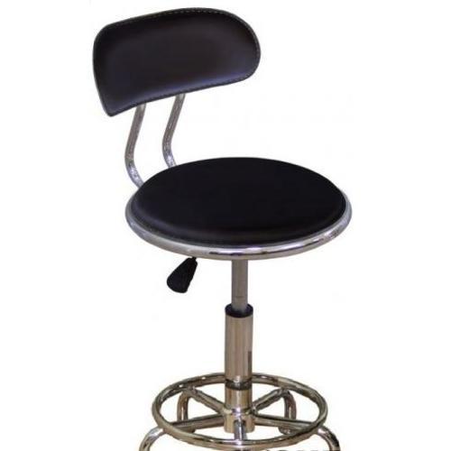Кресло Бэйсик стационарное черное MebelModern