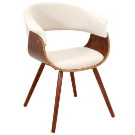 Кресло Virginia M крем Primel есть 1шт