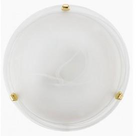 Настенно-потолочный светильник Eglo 93281 LED Salome белый