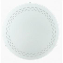 Настенно-потолочный светильник Eglo 93276 LED Twister белый