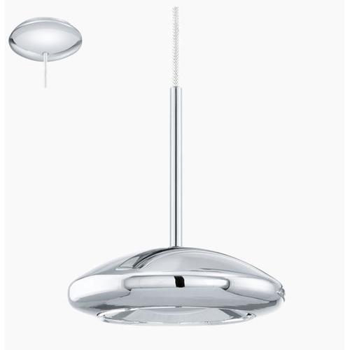 Лампа подвесная  Eglo 92784 Tarugo хром