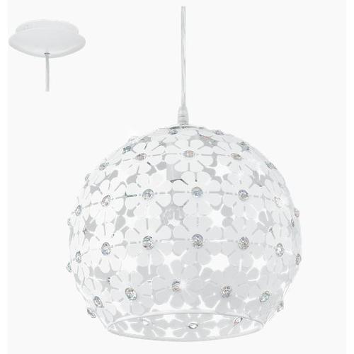 Лампа подвесная Eglo 92283 Hanifa белая
