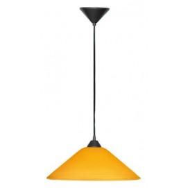 Лампа подвесная Eglo 7422 Uppsala оранжевая