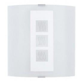 Светильник настенный Eglo 83133 Grafik белый