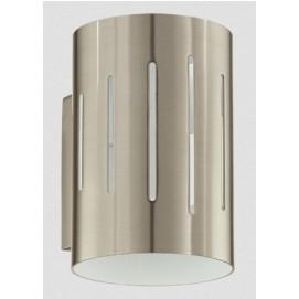 Светильник настенный Eglo 91224 Madras 1 никель