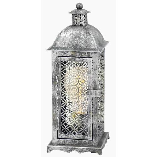 Светильник настольный Eglo 49286 Winsham серый