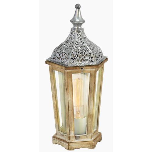 Светильник настольный Eglo 49277 Kinghorn натуральный
