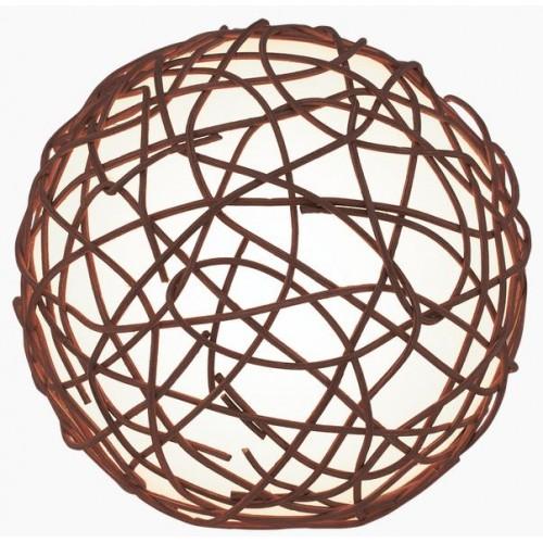 Лампа настольная Eglo 90906 Nambia коричневая
