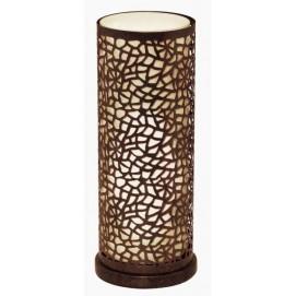 Светильник настольный Eglo 89116 Almera коричневый