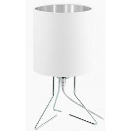 Лампа настольная Eglo 95759 Nambia 1 белая