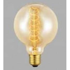 Лампочка Eglo 49505 E27 60Вт 220в amber янтарное стекло