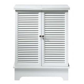 Бар Barbade W 80cm белый 110371 Maisons