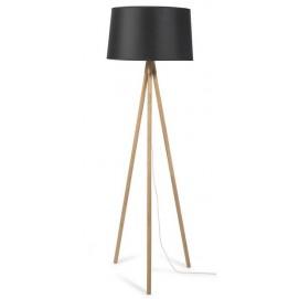 Лампа напольная LEANDRO H 160 cm черная 159557 Maisons
