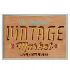 Панно 35 x 50 cm VINTAGE 161982 Maisons