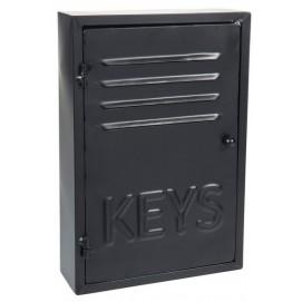 Ключница H 30 cm BLACK KEYS 157184 черная Maisons