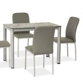 Стол обеденный Damar серый Signal