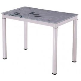 Стол обеденный Damar белый Signal