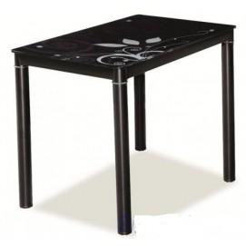 Стол обеденный Damar черный Signal