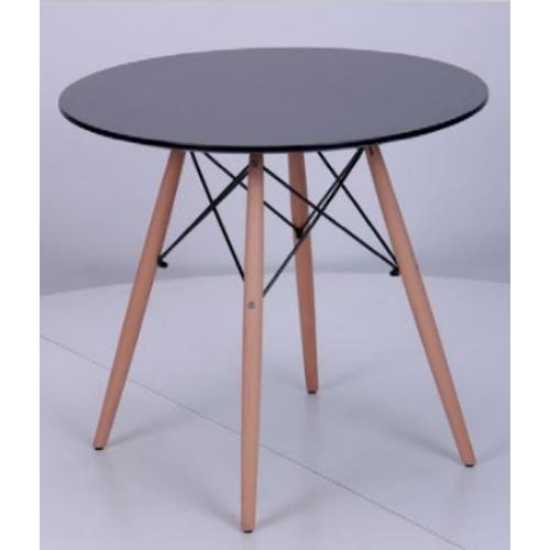 Стол обеденный Helis МДФ Черный 512040 Famm