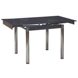 Стол обеденный раскладной GD-082 серый Signal