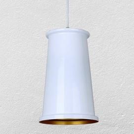 Лампа подвесная 720P81447-1 WH белая Thexata