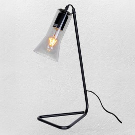 Светильник настольный 720T81400-1 BK черный