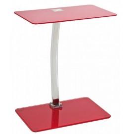 Стол кофейный Lifto красный Signal