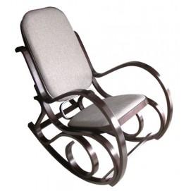 Кресло качалка Gordon коричневое Signal