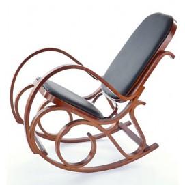 Кресло качалка Gordon коричневое-2 Signal