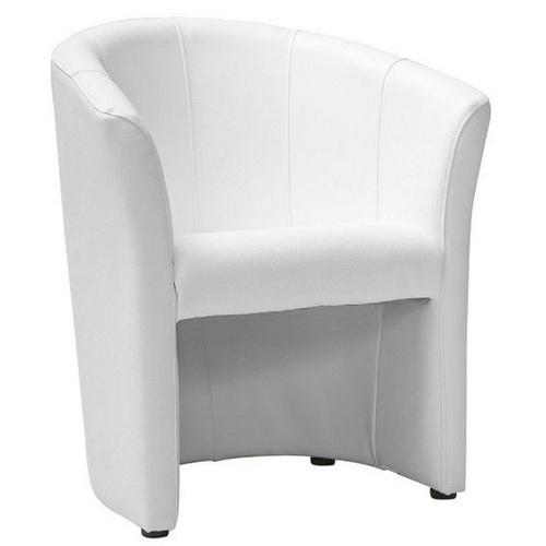 Кресло TM-1 белое Signal