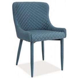 Кресло Colin синее Signal